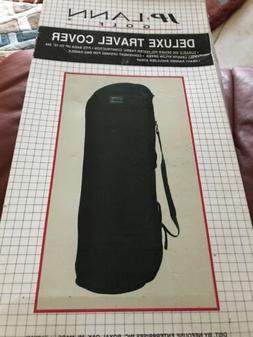 Golf Bag Travel Cover JP Lann, Black In Original Box New