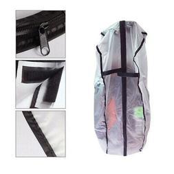 Waterproof Dustproof Golf Bag Hood Rain Cover Shield Golf Po