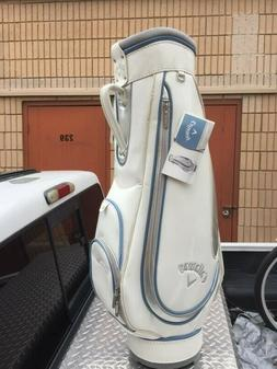 Callaway Golf Bag Womens Collection White/Blue Trim LADIES P
