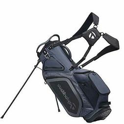 golf bags for men with stand TaylorMade Stand 8.0 Bag Charco