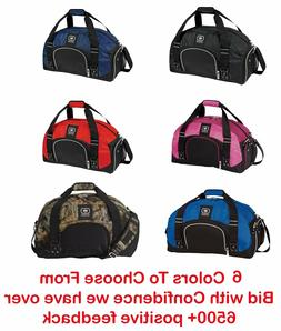 OGIO GOLF BIG DOME DUFFLE BAG GYM GOLF BAG 6 Different Color