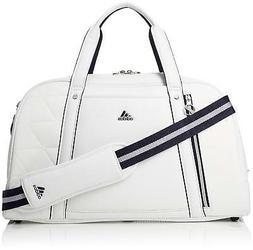 Adidas Golf Boston Bag Women's Triangle AWU 45 White 115cm 6