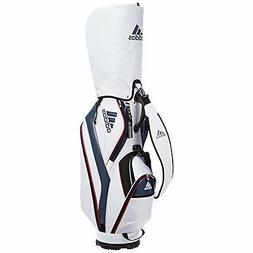 Adidas Golf Caddy Bag 4 Cart Type Light weight 9 x 47 inch A