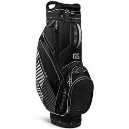 2017 Sun Mountain X1 Golf Cart Bag, Black, New