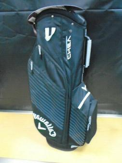 Callaway Golf Chev Cart Bag 14 Way Top NEW Black