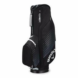 Callaway Golf Chev Cart Bag Golf Bag Cart 2017 Chev Black/Si