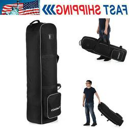 Golf Club Bag Travel Cover Heavy Protector Guard Carry Case