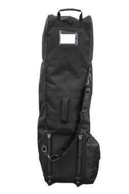Golf Club Bag Travel Cover Heavy Protector Guard Carry Black