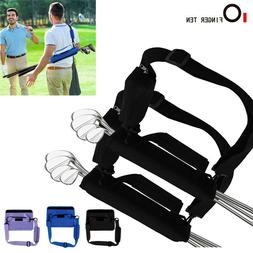 Golf Club Carry Bag Value 2 Pack Mini Travel Driving Range C