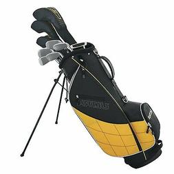 Golf Club Set For Men Complete Right Handed With Stand Bag B