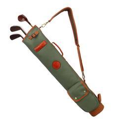 Tourbon Golf Club Stand Bag Carry Sheath Sunday Case Travel