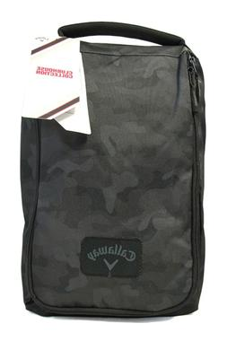 New Callaway Golf- Clubhouse Shoe Bag Camo