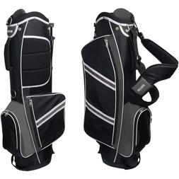 Golf Clubs Lightweight Travel Stand Bag Carry Sets Luggage A
