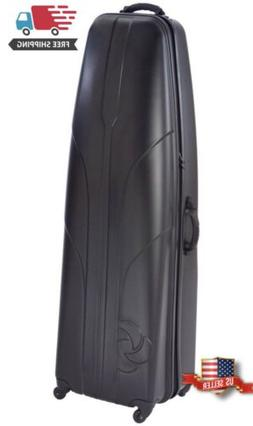Golf Cover Case Hard Sided Secure Club H