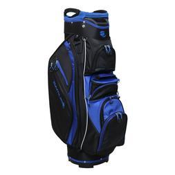 Orlimar Golf CRX Cooler Cart Bag - Black/Blue - NEW!