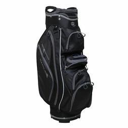 Orlimar Golf CRX Cooler Cart Bag - Black/Charcoal - NEW!