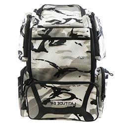 Latitude 64 Golf Discs DG Luxury E3 Backpack Disc Golf Bag -