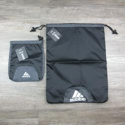 Adidas Golf Draw String Shoe Bag Small Valuables Pouch Micro