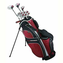Prosimmon Golf DRK Mens RH GRAPHITE Hybrid Club Set Stand Ba