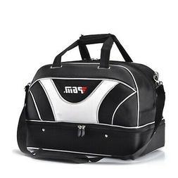 PGM Golf Duffle Bag Double-Deck Golf Clothing Bag,Boston Bag