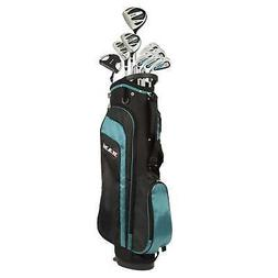 Ram Golf EZ3 Ladies Petite Golf Clubs Set with Stand Bag - A