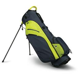 Callaway Golf Fusion Zero Double Strap Stand Bag,  Charcoal/