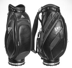 Adidas Golf High Men's Caddie Cart Bag 9.5In 6-Way 8.5lb A10