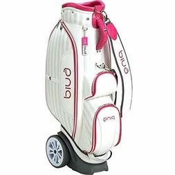 PING Golf Ladies Cart Caddy Bag with Wheel 8.5 x 46 in 4.4kg