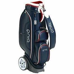 PING Golf Ladies Cart Caddy Bag with Wheel 8.5 x 46 inch 4.4