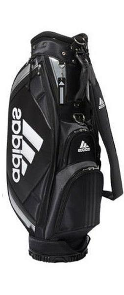 ADIDAS Golf Men's Basic Caddy Bag Lightweight 9 x 47 in 2.6k