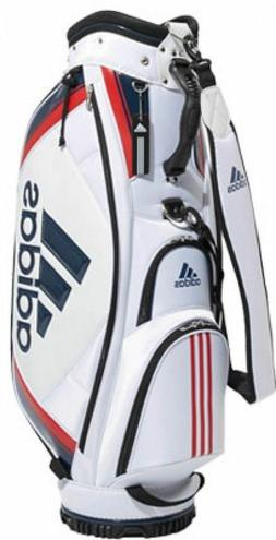 ADIDAS Golf Men's Basic Caddy Bag Lightweight 9 x 47 inch 2.