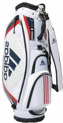 ADIDAS Golf Men's Basic Caddy Bag Lightweight 9 x 47 inch 2.