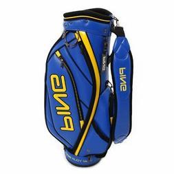 PING Golf Men's Caddy Bag Lightweight 9 x 47 inch 3.5kg Blue
