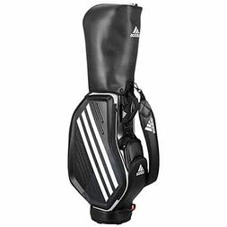 adidas Golf Men's Cart Caddy Bag 9.5 x 47 inch 3.9kg Black R