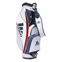 adidas Golf Men's Cart Caddy Bag MAST HUB 9 x 47 inch 2.9kg