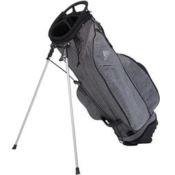 ADIDAS Golf Men's Coating Heather Stand Caddy Bag 9.5 x 47 i