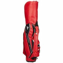 adidas Golf Men's Lightweight Slim Caddy Bag 9.5 x 47 inch 2