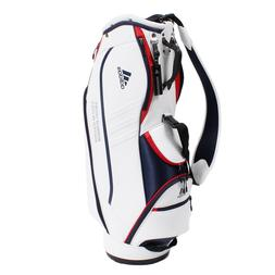 ADIDAS Golf Men's Mat Polyurethane Caddy Bag 9.5 x 47 in 2.9