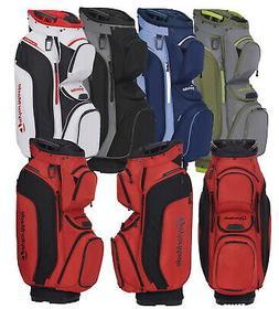 2020 TaylorMade Golf Bag SupremeCrtBagUSBldOrgBlk