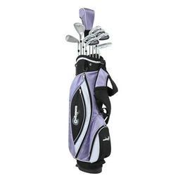 Confidence Golf Petite Lady Power V3 Club Set & Stand Bag