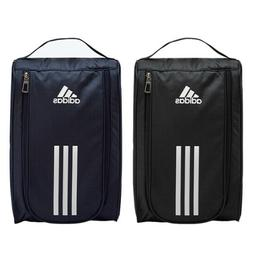 adidas Golf Pouch 3 Strips Shoes Bag Soccer/Football/Gym/Fit