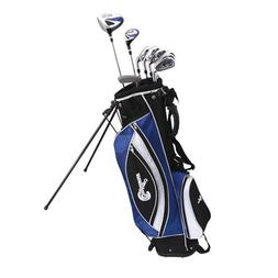 Confidence Golf Power V3 Mens Golf Clubs Set with Stand Bag