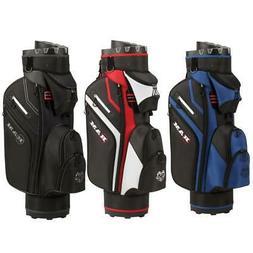 Ram Golf Premium Cart Bag with 14 Way Molded Organizer Divid