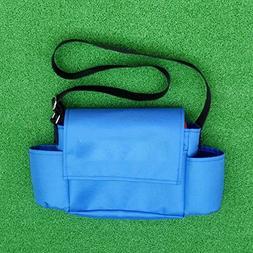 Adahill Golf Sand Bag Golf Caddie Bag Golfer Aid Tool Gift