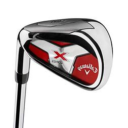 Callaway Golf Men's X Series 2018 Iron Set, 4-PS, Steel, Rig