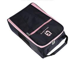Golf Shoes Bag & Sports Bag Footwear Pink Durable and Effic