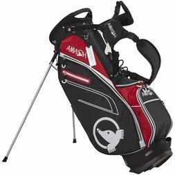 HONMA Golf Sporty Stand Men's Caddy Bag 8.5 x 47 inch 2.5kg