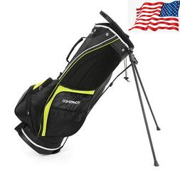 Golf Stand Bag Cart Bag 14 Way Full Length Individual Divide