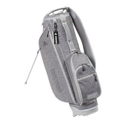 adidas Golf Stand Bag XA234 #Light Gray from Japan F/S with