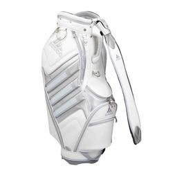 adidas Golf TOUR 360 Caddie Bag Golf Club White 5 Ways Drive